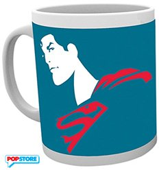 Dc Comics Gadget - Simple Superman (Tazza)
