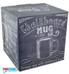 Geek Gadget - Chalkboard (Tazza+Gessetto)