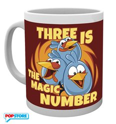 Angry Birds Gadget - Magic Number (Tazza)