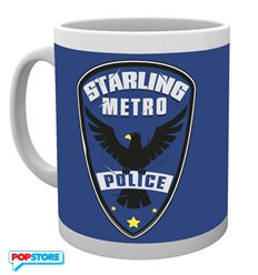 Arrow - Police (Tazza)