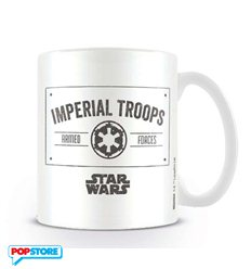 Star Wars - Imperial Troops (Tazza)