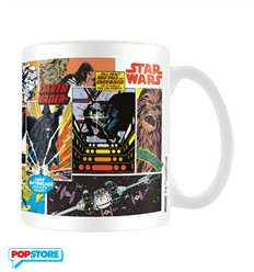 Star Wars - Comic Panels (Tazza)