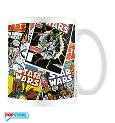 Star Wars - Comic Covers (Tazza)
