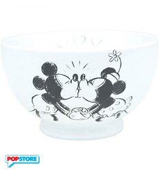 Disney Gadget - Mickey And Minnie Kissing (Ciotola)