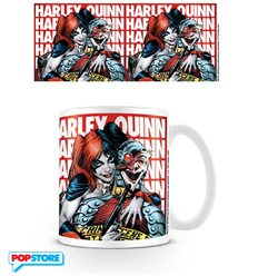 Batman - Harley Quinn Hostage (Tazza)