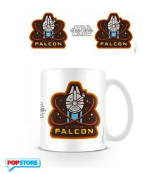 Star Wars Episode 7 - Millennium Falcon (Tazza)