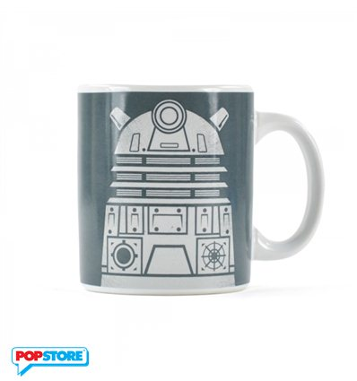 Doctor Who Gadget - Grey Dalek (Tazza)