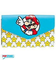 Nintendo Gadget - Mario & Stars Envelope (Portafoglio)