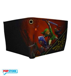 Nintendo Gadget - Bifold Zelda Ocarina Of Time 3d (Portafoglio)