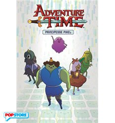Adventure Time E Le Principesse Pixel