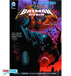 Batman & Robin New 52 Tp 001