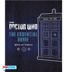 Doctor Who The Essential Guide - 12th Doctor Edition