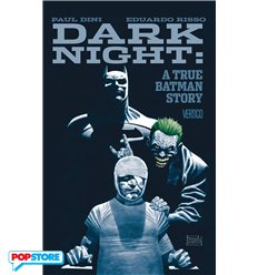 Batman - Dark Night - A True Batman Story Hc