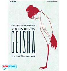 Una Gru Infreddolita - Storia Di Una Geisha