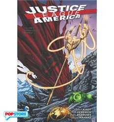 Justice League America HC 002 - Sopravvissuti al Male