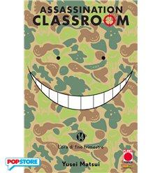 Assassination Classroom 014