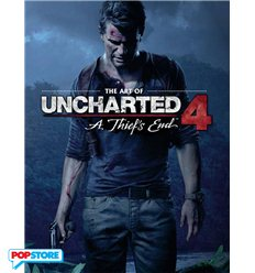 Art of Uncharted 4 a Thief's End HC