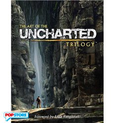 Art of Uncharted Trilogy HC