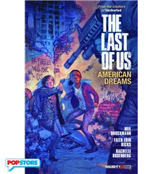 The Last of Us American Dreams Tp