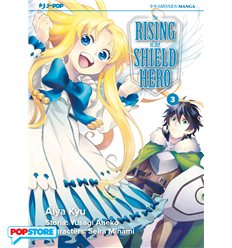 The Rising Of The Shield Hero 003
