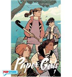 Paper Girls 001 - Esclusiva Popstore - Con Poster Omaggio