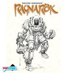 Ragnarok 001 - L'Ultimo Dio Variant