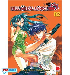Full Metal Panic! 002