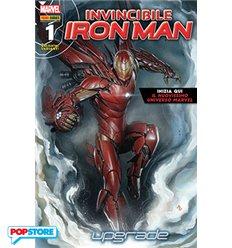 Iron Man 037 - Invincibile Iron Man 001 R