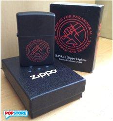 Accendino Zippo B.P.R.D. - Edizione Limitata per SDCC16