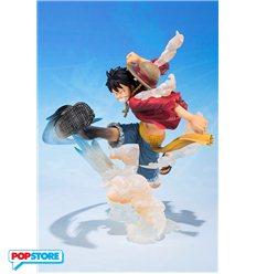 Bandai - One Piece FiguartsZero - Luffy Gum Gum