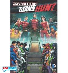 Giovani Titani - Titans Hunt 001 Variant