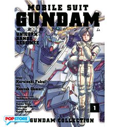 Gundam Unicorn - Bande Dessinee 001