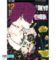 Tokyo Ghoul 012