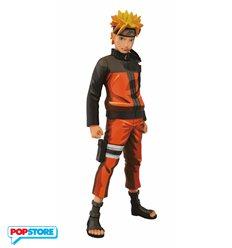 Banpresto - Naruto - Naruto Uzumaki Master Stars Piece