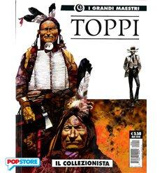 Sergio Toppi - Il Collezionista 002