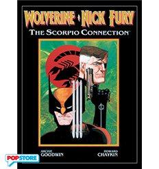 Wolverine & Nick Fury - Scorpio Connection