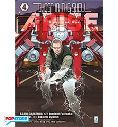 Ghost In The Shell - Arise 004