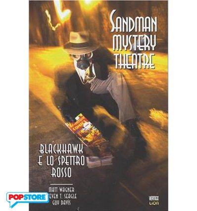 Sandman Mystery Theatre 008 - Blackhawk e lo Spettro Rosso