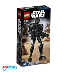 LEGO 75121 - Star Wars Buildable Figures - Imperial Death Trooper