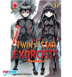 Twin Star Exorcists 001
