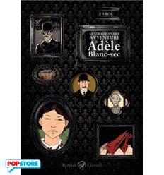 Le Straordinarie Avventure di Adèle Blanc-sec 01