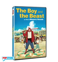 The Boy And The Beast Dvd