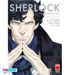 Sherlock 001 - Uno Studio In Rosa R