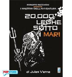 Roberto Recchioni Presenta : 20.000 Leghe Sotto I Mari
