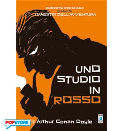 Roberto Recchioni Presenta : Uno Studio In Rosso