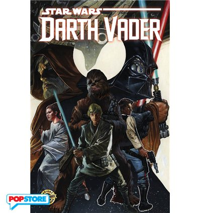 Darth Vader 015 Variant Simone Bianchi