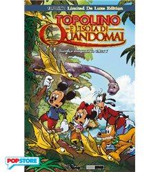 Topolino Limited De Luxe Edition - Topolino E L'Isola Di Quandomai