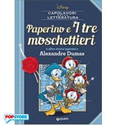 Capolavori della Letteratura Disney - Paperino e I tre Moschettieri