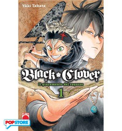 Black Clover 001