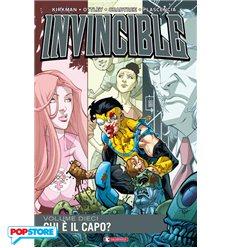 Invincible Tp 010 - Chi è Il Capo?